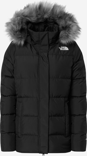 THE NORTH FACE Jacke in grau / schwarz, Produktansicht