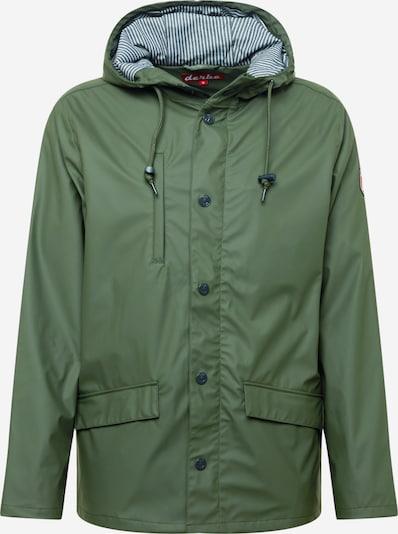 Derbe Jacke 'Passby Fisher' in grün, Produktansicht