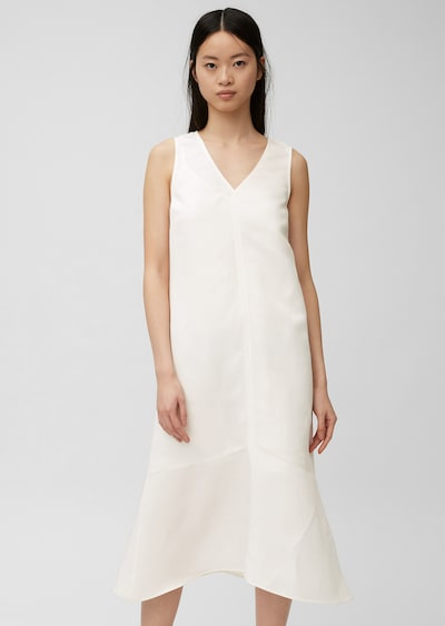 Marc O'Polo Pure Kleid in weiß, Modelansicht