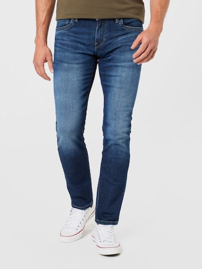 Pepe Jeans Jeans 'Hatch' in dunkelblau, Modelansicht