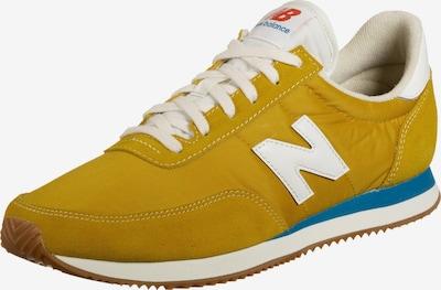 new balance Sneaker '720' in blau / dunkelgelb / blutrot / weiß, Produktansicht
