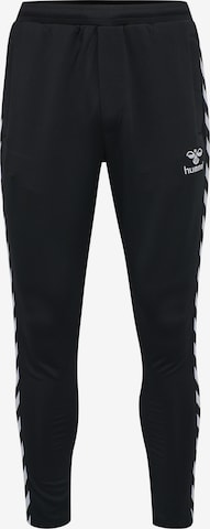 Hummel Sports trousers 'Nathan' in Black