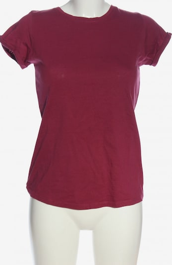 FSBN SISTER T-Shirt in XS in rot, Produktansicht