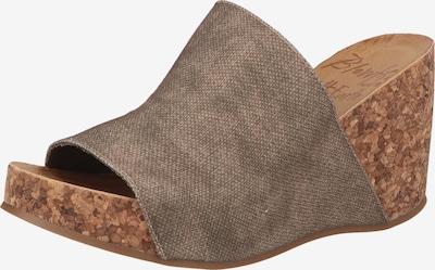Blowfish Malibu Pantolette in braun, Produktansicht
