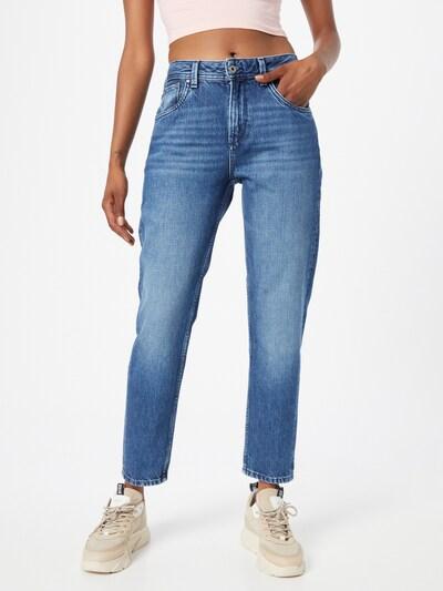Pepe Jeans Jeans 'Vagabond' in blue denim, Modelansicht