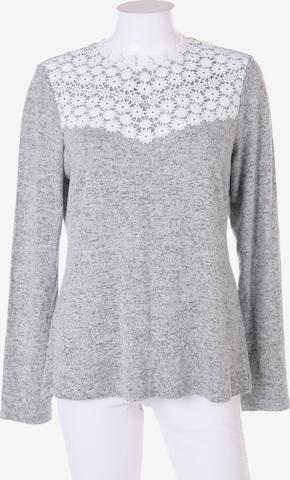 Orsay Pullover in L in Grau