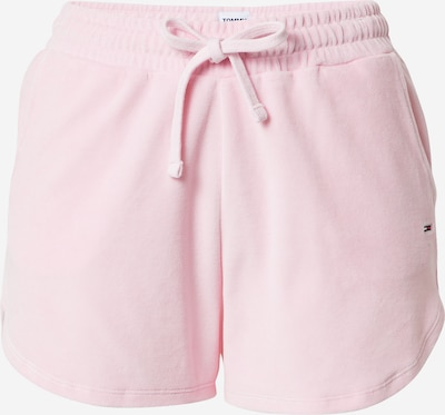 Tommy Jeans Hose in navy / rosa / rot / weiß, Produktansicht