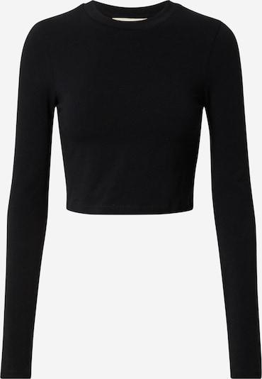 LENI KLUM x ABOUT YOU T-shirt 'Abby' en noir, Vue avec produit