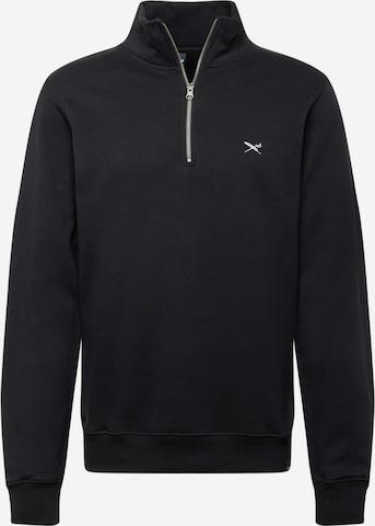 Iriedaily Sweatshirt in Schwarz