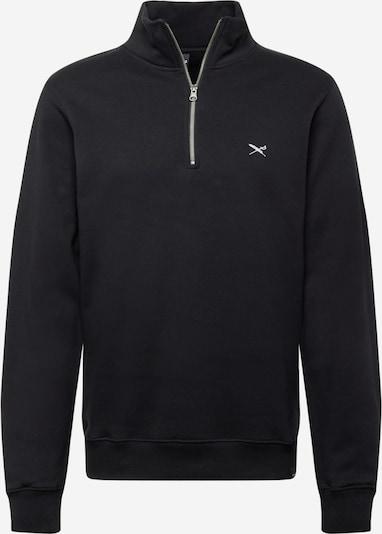 Iriedaily Sweatshirt in schwarz / weiß, Produktansicht