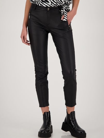 monari Trousers in Black, View model