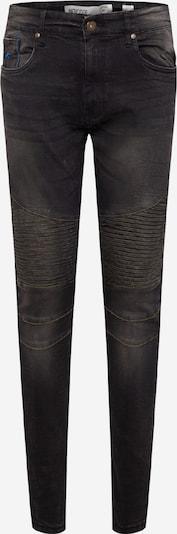 Jeans 'Patton' INDICODE pe negru denim, Vizualizare produs