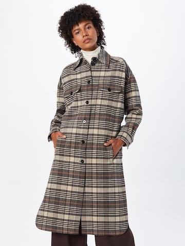 pilka DRYKORN Demisezoninis paltas 'TIMBI'