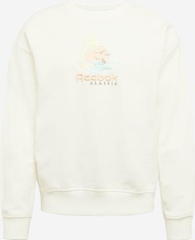Reebok Classic Sweatshirt in weiß, Produktansicht