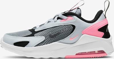Nike Sportswear Baskets 'Air Max Bolt' en gris clair / gris foncé / rose clair / noir / blanc, Vue avec produit