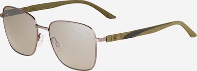 PUMA Slnečné okuliare - hnedá / zelená, Produkt