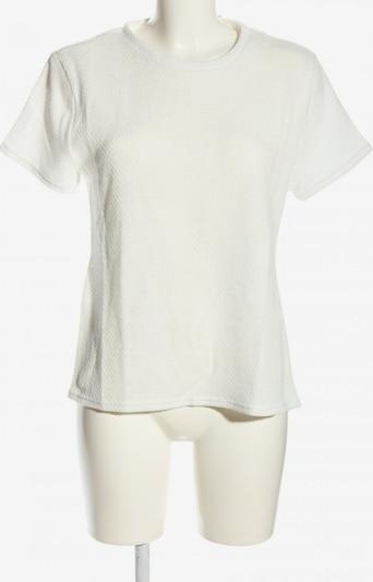 Sabo T-Shirt in L in weiß, Produktansicht