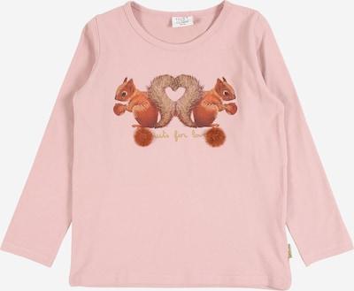 Maglietta 'Alma' Hust & Claire di colore miele / rosa antico / rosso ruggine, Visualizzazione prodotti