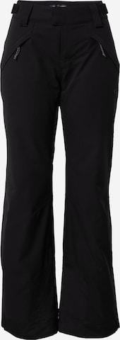 OAKLEY Spodnie outdoor 'IRIS' w kolorze czarny