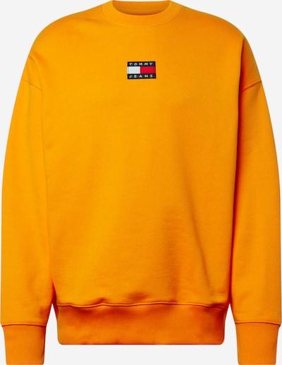 Tommy Jeans Sweatshirt in Orange, Item view