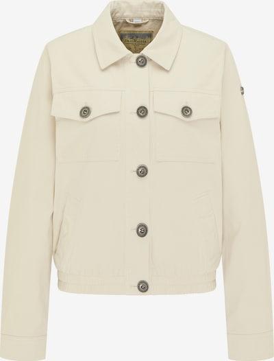 DreiMaster Vintage Jacke in creme, Produktansicht