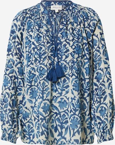 Maison 123 Bluse in blau / weiß, Produktansicht