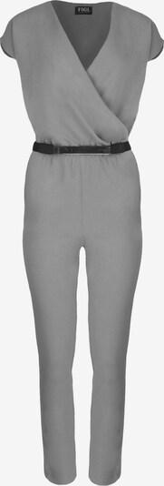 Figl Jumpsuit in grau, Produktansicht