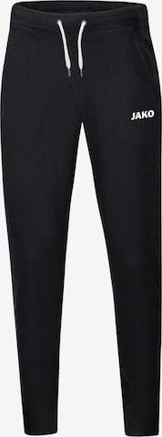 JAKO Workout Pants in Black