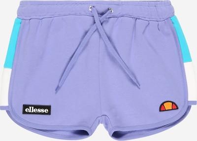 ELLESSE Shorts 'Biscutti' in türkis / lila / weiß, Produktansicht