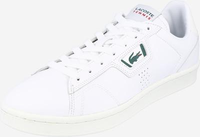 LACOSTE Sneakers laag 'Masters' in de kleur Wit, Productweergave