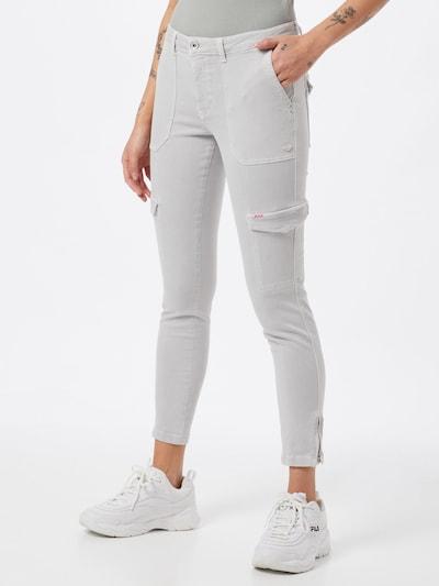 LIEBLINGSSTÜCK Jeans 'Chiquitita' in hellgrau, Modelansicht