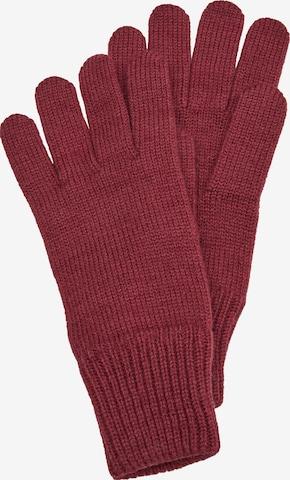 s.Oliver Fingerhandschuhe in Rot