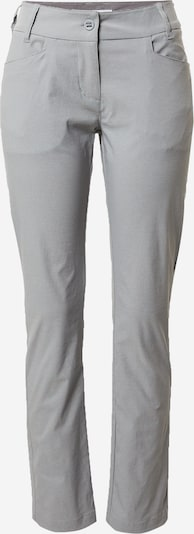 CRAGHOPPERS Outdoor trousers 'Nosi Life Clara' in Light grey, Item view