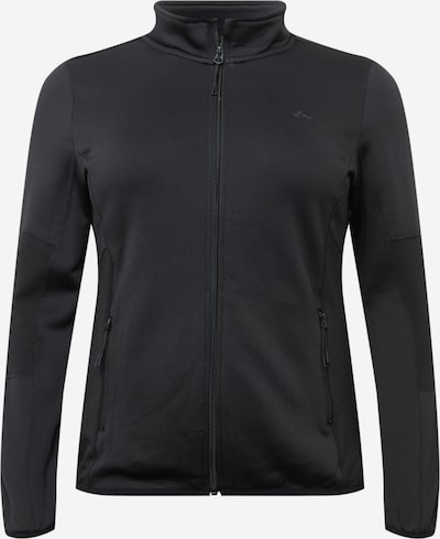 Only Play Curvy Athletic Jacket 'JETTA' in Black, Item view