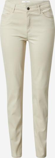 BRAX Jeans 'Shakira' in beige, Produktansicht