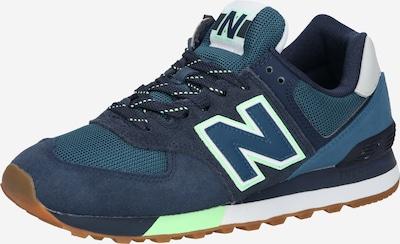 new balance Sneakers laag in de kleur Navy / Hemelsblauw / Wit, Productweergave