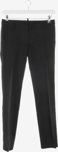 DSQUARED2  Hose in S in schwarz, Produktansicht