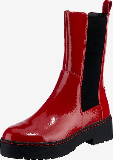 ambellis Chelsea Boots in rot, Produktansicht