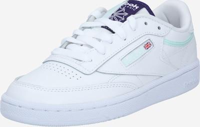 Reebok Classic Sneaker 'Club C 85' in dunkelblau / mint / weiß, Produktansicht