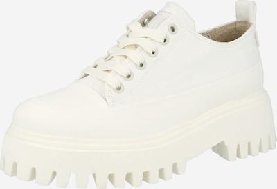 Pantofi cu șireturi BRONX pe offwhite, Vizualizare produs
