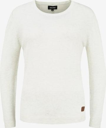 Oxmo Sweater 'Edda' in Grey
