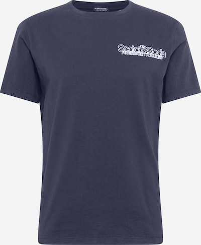 SCOTCH & SODA Camiseta en navy, Vista del producto