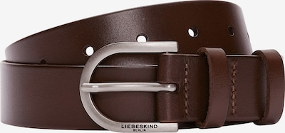 Cintura Liebeskind Berlin di colore marrone, Visualizzazione prodotti