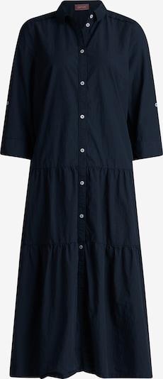 Cartoon Sommerkleid mit Kragen in dunkelblau, Produktansicht