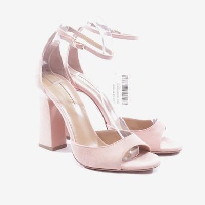 Aquazzura Sandaletten in 37 in rosa, Produktansicht