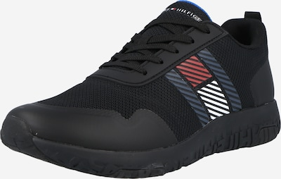 TOMMY HILFIGER Nízke tenisky - modrá / červená / čierna / biela, Produkt