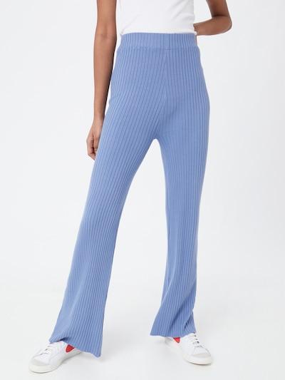 ABOUT YOU Панталон 'Carlotta' в синьо: Изглед отпред