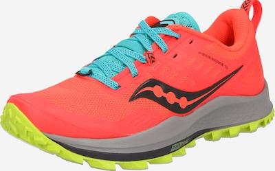 saucony Sportske cipele 'Peregrine 10' u miks boja / narančasta, Pregled proizvoda