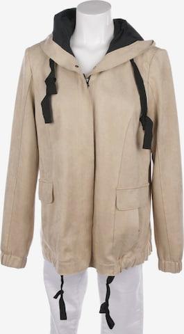 Marc Cain Jacket & Coat in M in Brown