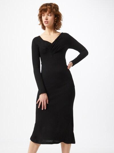 Bardot Kleid 'Lanika' in schwarz: Frontalansicht